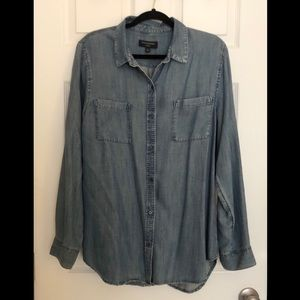 Banana Republic Chambray Shirt
